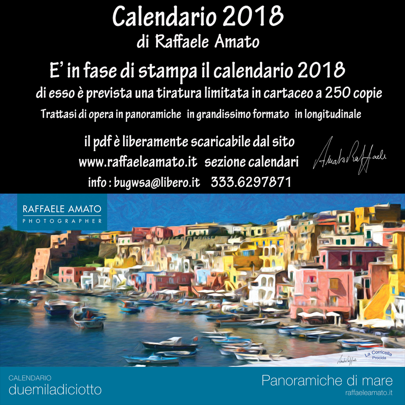 2018-calendar-calendario-Amato-Raffaele-picture-fishing_village-sea-summer-holiday-landscape
